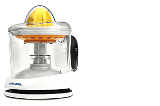 black & decker cj525 citrusmateplus citrus juicer