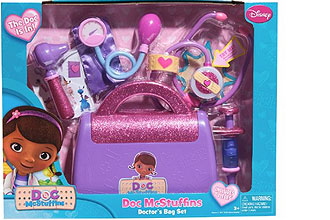 disney doc mcstuffins doctors bag